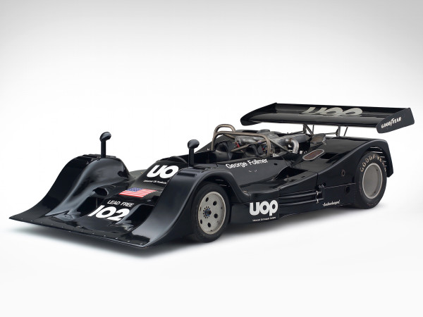 1973 Shadow DN2 Twin Turbo Can Am